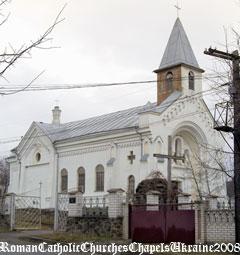Костел св. Анни