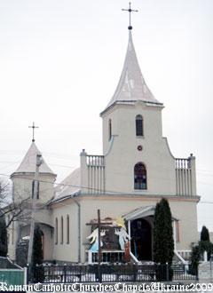 Костел Матері Божої Невпинної Допомоги