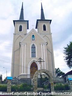 Костел Преображення Господнього