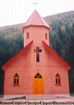 Костел св. Зигмунта Гораздовського