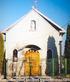 Каплиця Матері Божої Святого Розарію