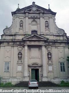 Костел Матері Божої Громничної