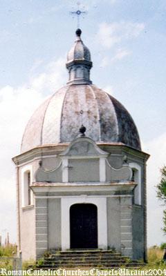 Каплиця на цвинтарі