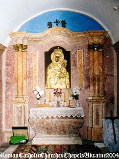 Каплиця замкова св. Анни