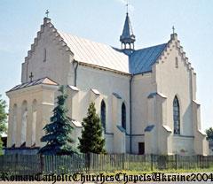 Костел Матері Церкви