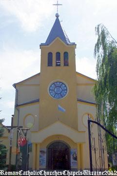 Костел св. Миколая., Санктуарій Матері Божої Салетинської