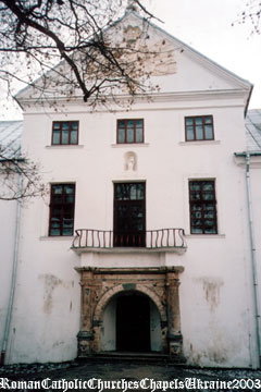 Каплиця-санктуарій бл. Марцеліни Даровської