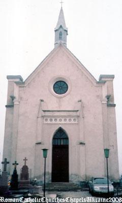 Каплиця на цвинтарі св. Михаїла