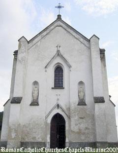 Костел св. Яна з Кентів