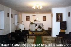 Каплиця Відвідання Єлизавети Пресвятою Дівою Марією