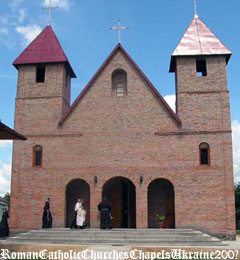 Костел св. Архангела Михаїла i cв. Антонія