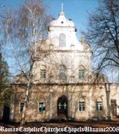 Костел св. Станіслава, єп. мч.