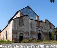 Костел св. Архангела Михаїла