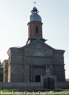 Костел Матері Божої Скорботної