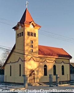Костел бл. Яноша Шефлера, єпископа і мученика