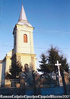 Костел cвв. Апп. Петра і Павла