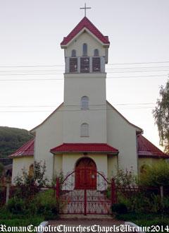 Костел св. Йосифа, робітника