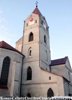 Костел св. Катерини., Санктуарій Матері Божої Неустанної Допомоги