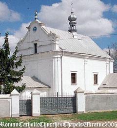 Костел св. Войтеха